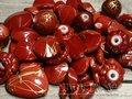 Mix-kunststof-kralen--6-48mm-rood
