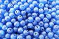 Glaskraal-rond-mat-6mm-donkerblauw