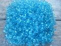 Glas-kristal-rondel-facet-met-mooie-glans-4-x-3mm-lichtblauw