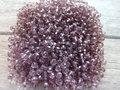 Glas-kristal-rondel-facet-met-mooie-glans-4-x-3mm-lichtpaars