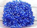 Glas-kristal-ovaal-met-mooie-glans-6-x-4mm-donkerblauw