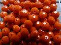 Imitatienatuursteen-jade-rondel-facet-8x6mm-oranje