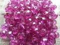 Glas-kristal-rondel-facet-met-mooie-glans-geverfd-8x6mm-fuchsia