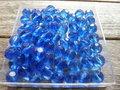 Glas-kristal-rond-facet-met-mooie-glans-8mm-donkerblauw