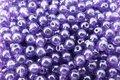 Geverfde-transparante-glaskraal-rond-6mm-paars