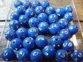 Kunststof-rond-12mm-met-strassteentje-donkerblauw