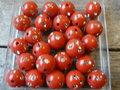 Kunststof-rond-12mm-met-strassteentje-rood