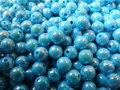 Kunststof-rond-AB-8mm-(niet-doorzichtig)-blauw