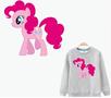 Strijkapplicatie-roze-pony-23-x-174cm