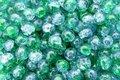 Glaskraal-crackle-rond-8mm--lichtblauw-groen